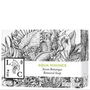 5/$20 DES MINIMES BOTANICAL AQUA MINIMES SOAP